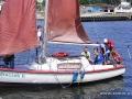 W kołobrzeskim porcie zdobywaliśmy szlify żeglarza jachtowego