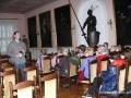 """""""Łączymy pokolenia"""" - projekt Szkoły Morskiej z Muzeum Oręża Polskiego w Kołobrzegu oraz Stowarzyszeniem Uniwersytet Trzeciego Wieku"""
