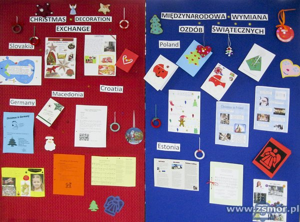 "Wystawa ""Chistmas Decoration Exchange"""