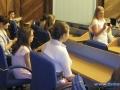 Słuchając wykładu w oczekiwaniu na wyniki testu