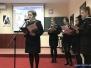 """2017.10.27 Tydzień biblioteki szkolnej """"Książka nas łączy"""""""