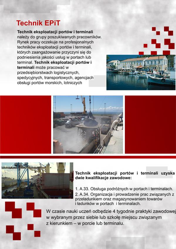 Technik eksploatacji portów i terminali
