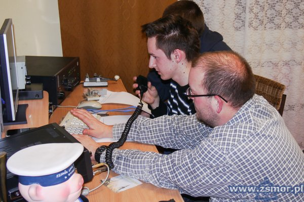 "Radioklub ""Fala"" SP1KQR podczas SP DX Contest 2014"