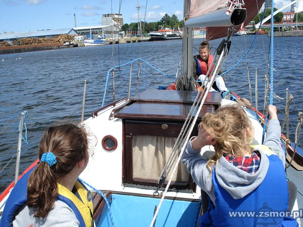 Egzamin napatent żeglarza jachtowego