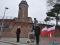 Uczniowie klasy II Na wzięli udział w uroczystościach poświęconych pamięci komandora Stanisława Mieszkowskiego