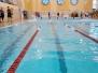 2019.11.28 Finał Wojewódzkiej Licealiady wdrużynowym pływaniu