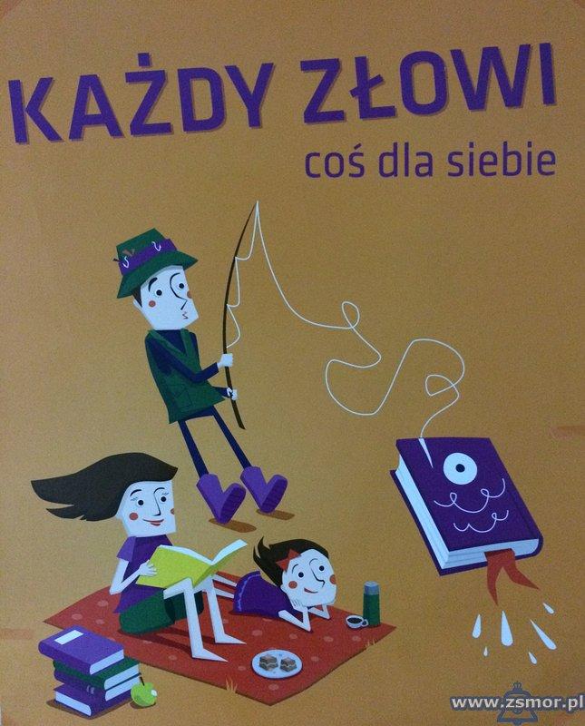 Tydzień Biblioteki Szkolnej Zespół Szkół Morskich W Kołobrzegu